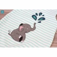 Applikationsvorlage Elefant Fanti | PDF-Datei Bild 1
