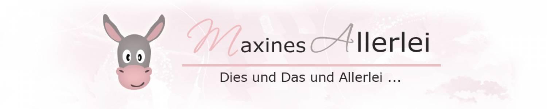 MaxinesAllerlei auf kasuwa.de