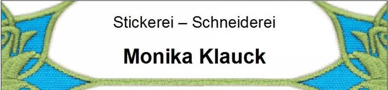 Stickereimonikaklauck auf kasuwa.de