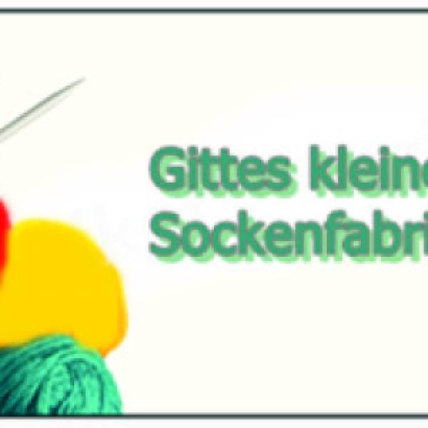 Gitte's kleine Sockenfabrik