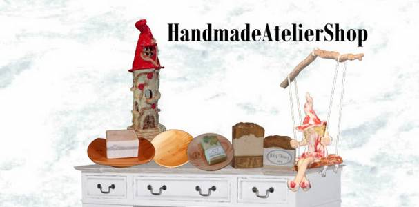 HandmadeAtelierShop auf kasuwa.de