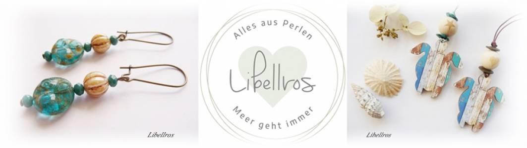 Alles aus Perlen - Libellros auf kasuwa.de