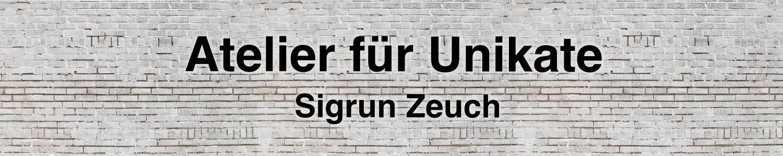 Atelier für Unikate - Sigrun Zeuch auf kasuwa.de