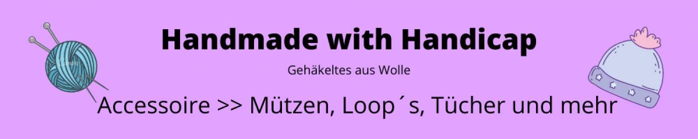 Handmade with Handicap auf kasuwa.de