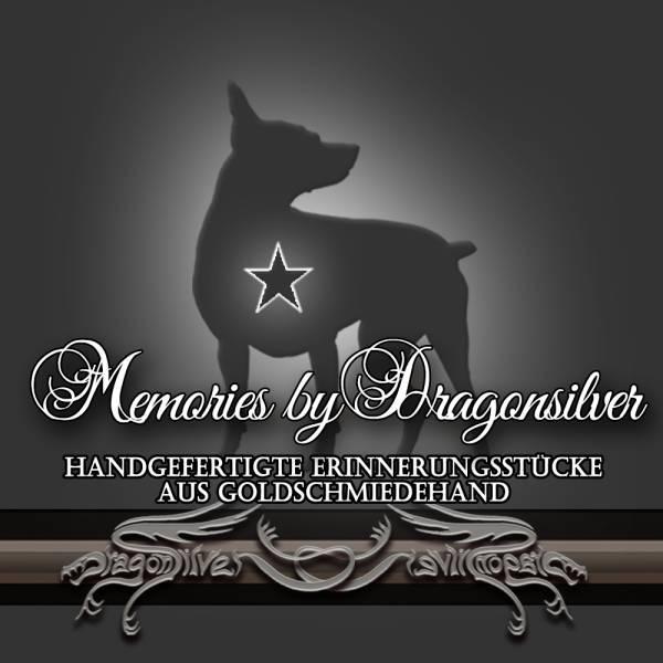 Tierhaarschmuck - Memories by Dragonsilver