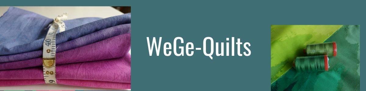 WeGe-Quilts auf kasuwa.de