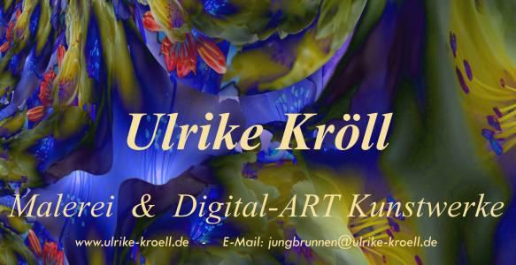 Malerei & Digital-Art - Ulrike Kröll auf kasuwa.de