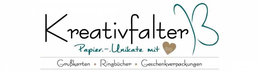 Kreativfalter / Papier-Unikate mit Herz auf kasuwa.de