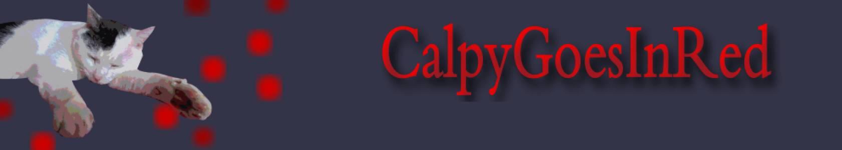 CalpyGoesInRed auf kasuwa.de