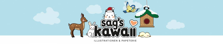 Sags kawaii auf kasuwa.de