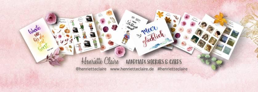 Henriette Claire Papeterie auf kasuwa.de