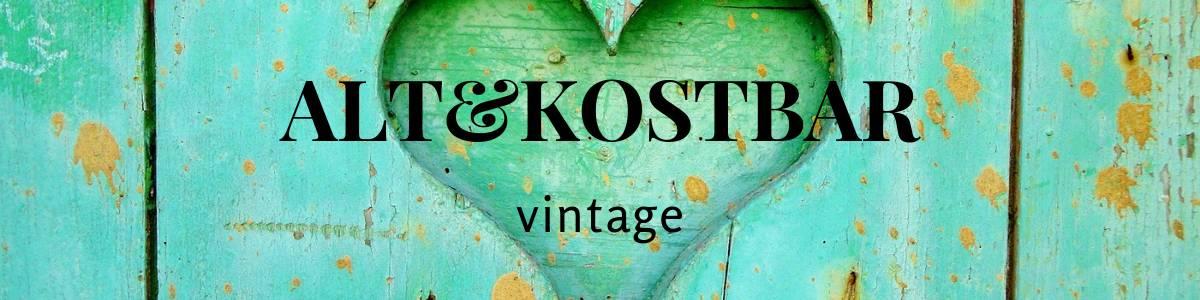 ALT&KOSTBAR auf kasuwa.de