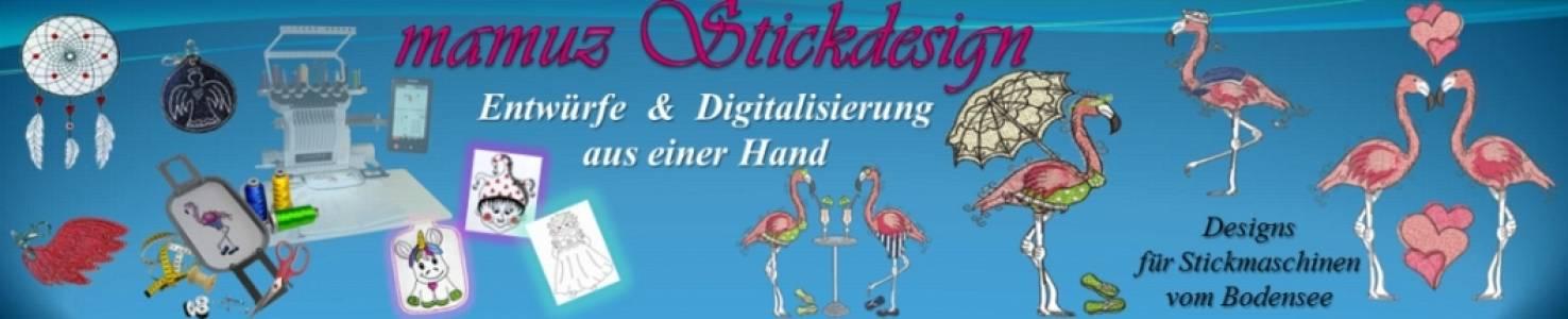 mamuz - Stickdesign auf kasuwa.de