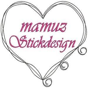 mamuz - Stickdesign