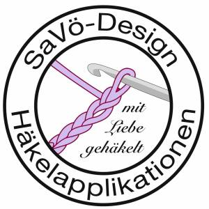 SaVö-Design Häkelapplikationen