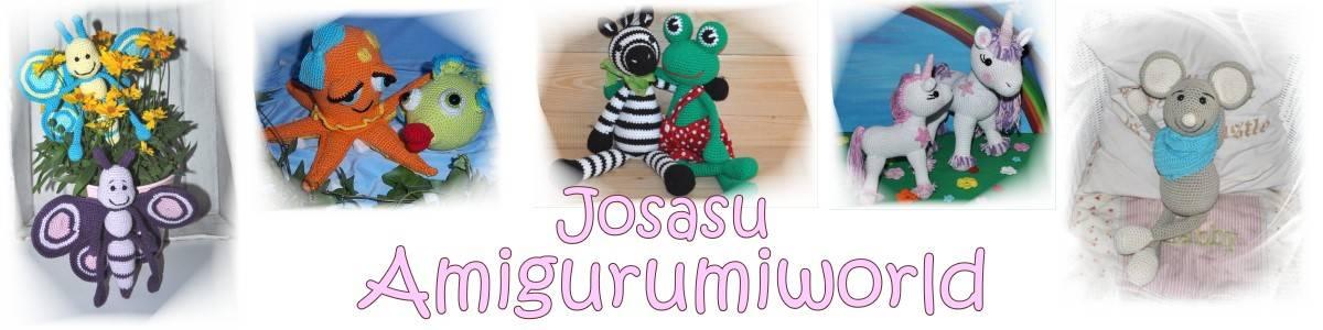 Josasu Amigurumiworld auf kasuwa.de