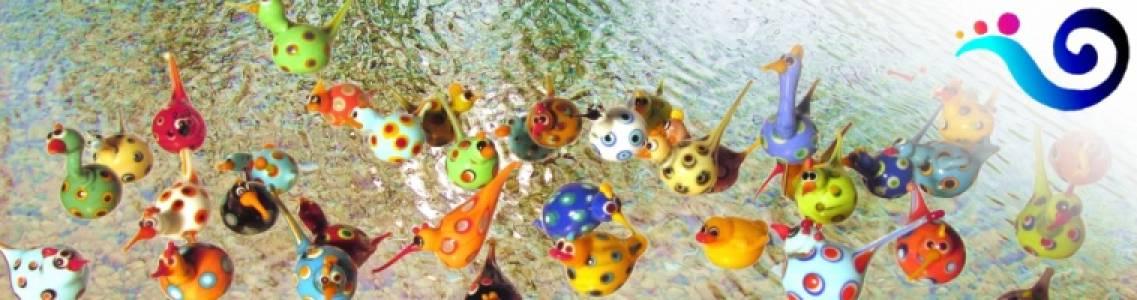 Die Perlenmacherei am See auf kasuwa.de