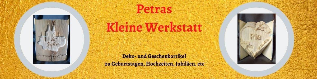 Petra's Kleine Werkstatt auf kasuwa.de