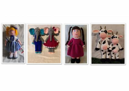 kattner-Puppen-Tiere auf kasuwa.de