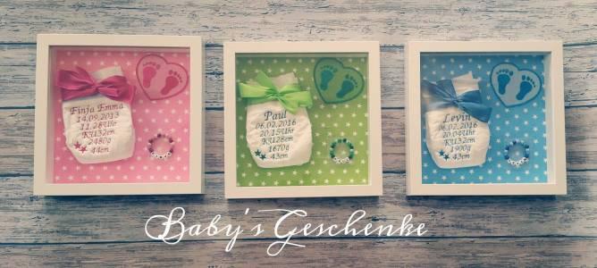 Babys Geschenke auf kasuwa.de