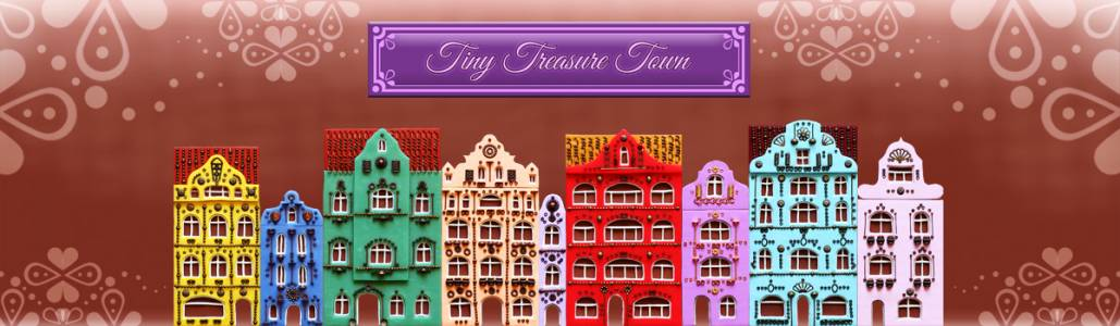 Tiny Treasure Town auf kasuwa.de