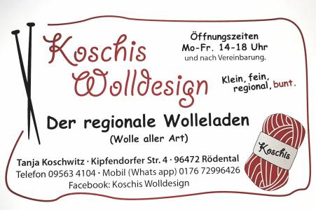 Koschis Wolldesign auf kasuwa.de