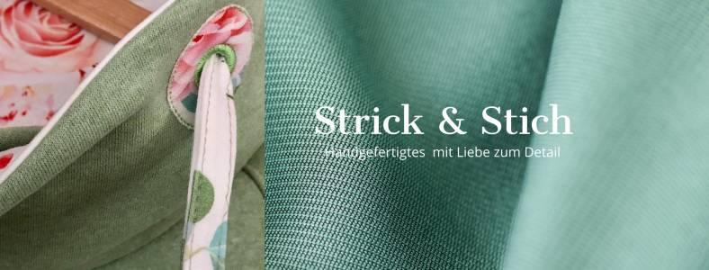 Strick & Stich auf kasuwa.de