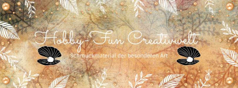 Schmuckmaterial von Hobby-Fun Creativwelt auf kasuwa.de