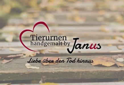 Tierurnen - handgemalt by Janus auf kasuwa.de